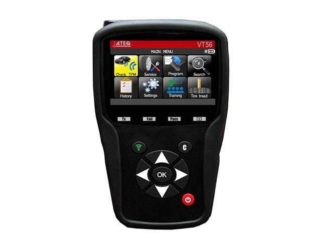 ATEQ VT56 comprehensive TPMS service tool