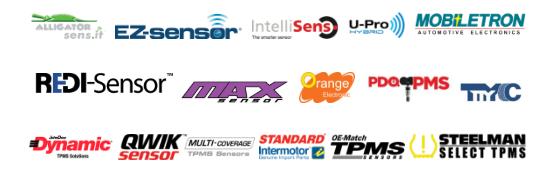 tpms sensor logos