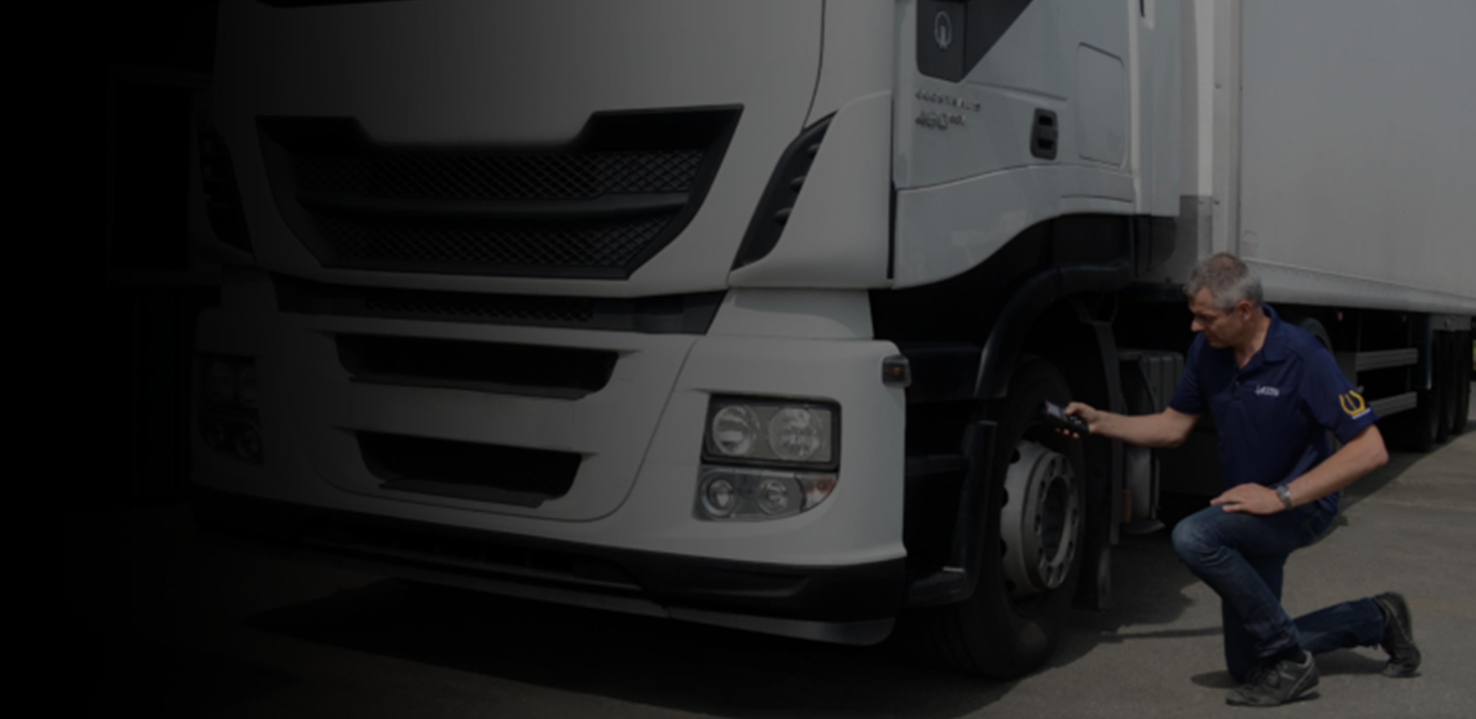 Outils pour camions et bus Européens