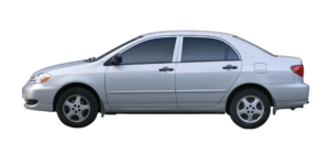 Toyota corolla TPMS