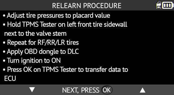 RAM OBDII Relearn 1