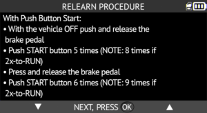 TPMS diagnostic information – Ford Fusion 2016 - 2018 - ATEQ