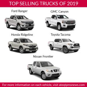 Top Selling Trucks